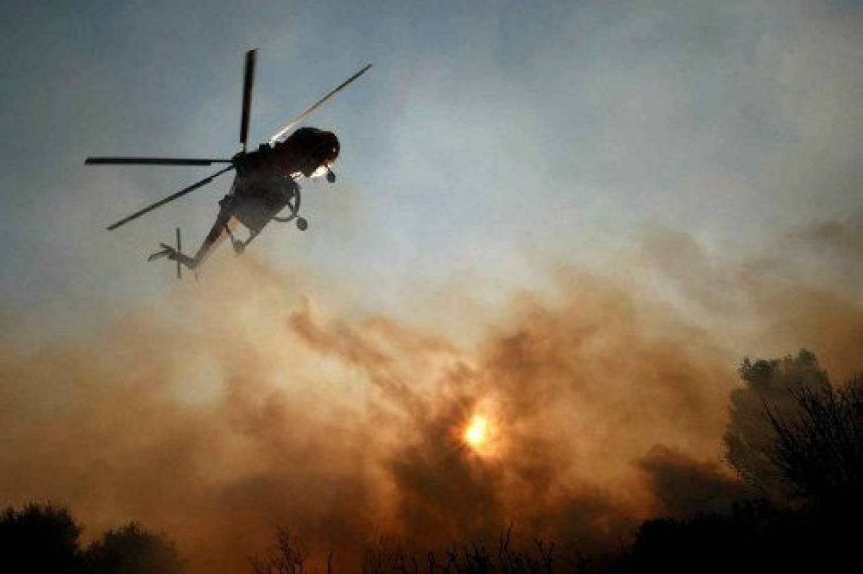 Υψηλός ο κίνδυνος για πυρκαγιά και σήμερα στην Κρήτη