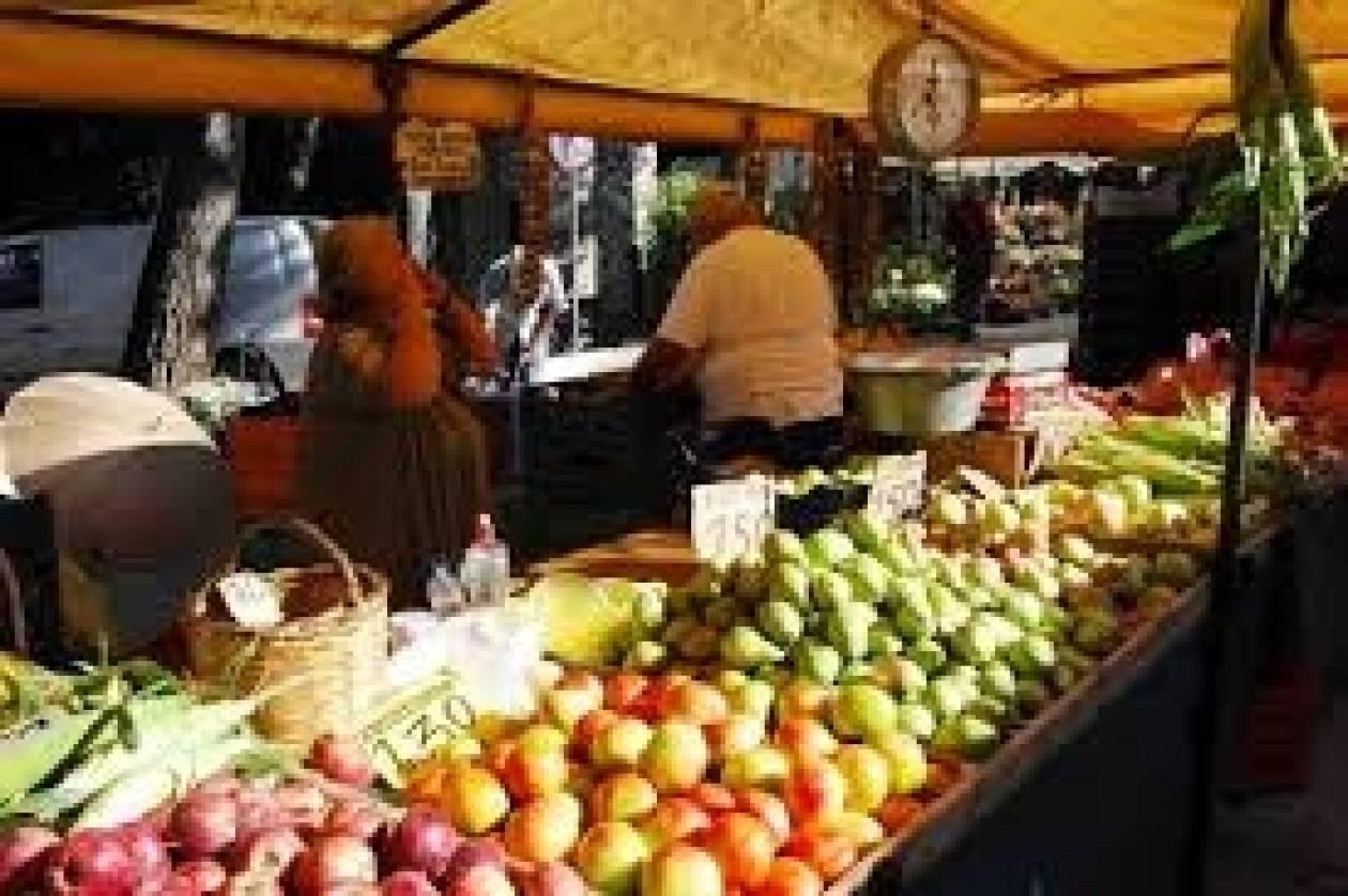 Διευκρινίσεις για άδειες πωλητών λαϊκών αγορών