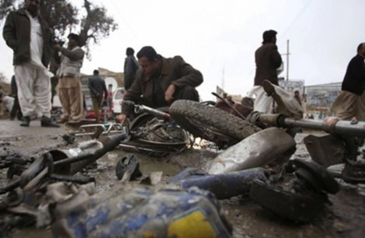 Εννέα νεκροί από έκρηξη βόμβας στο Αφγανιστάν