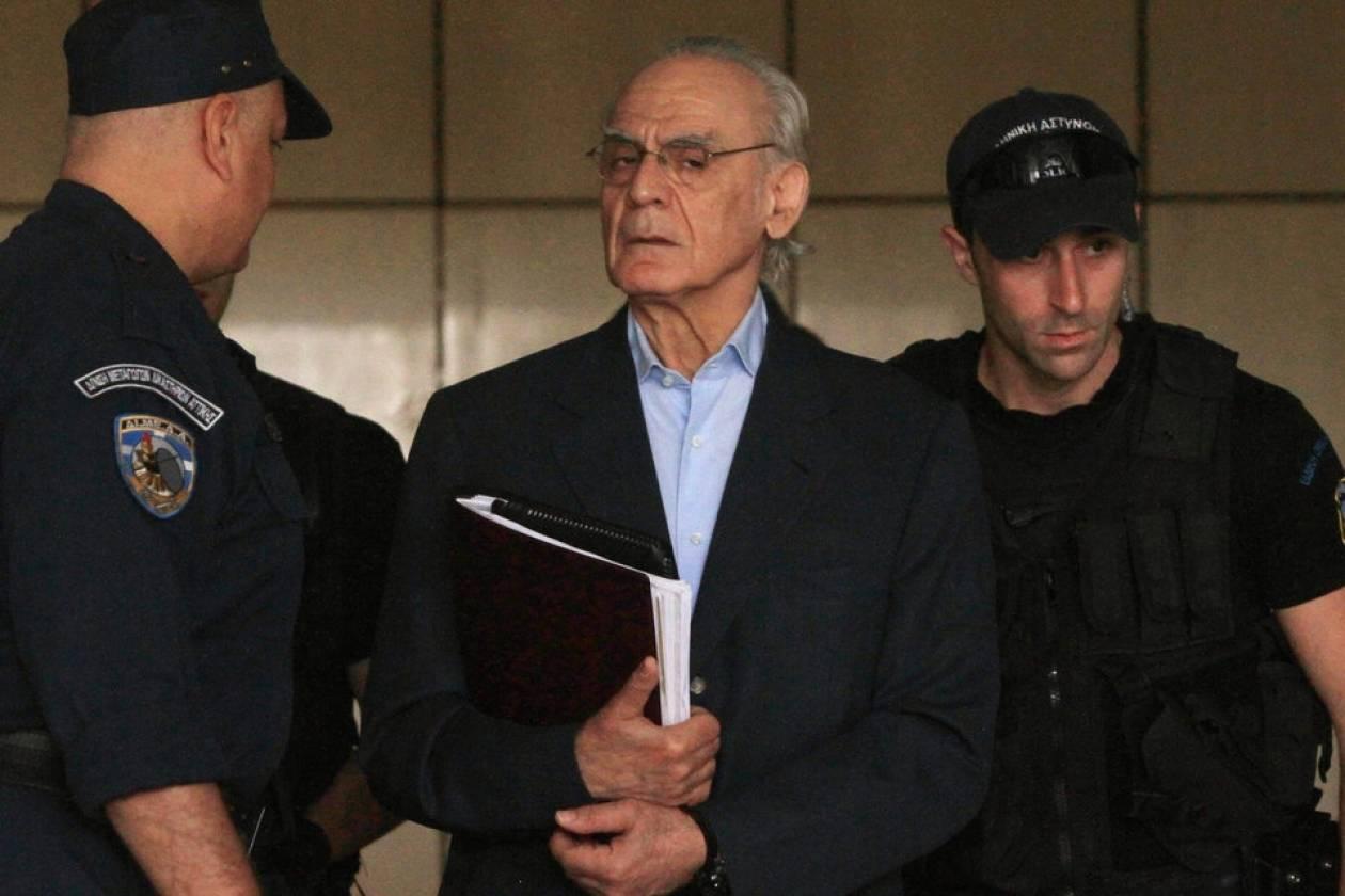 Αρνήθηκε να απολογηθεί ο Άκης Τσοχατζόπουλος