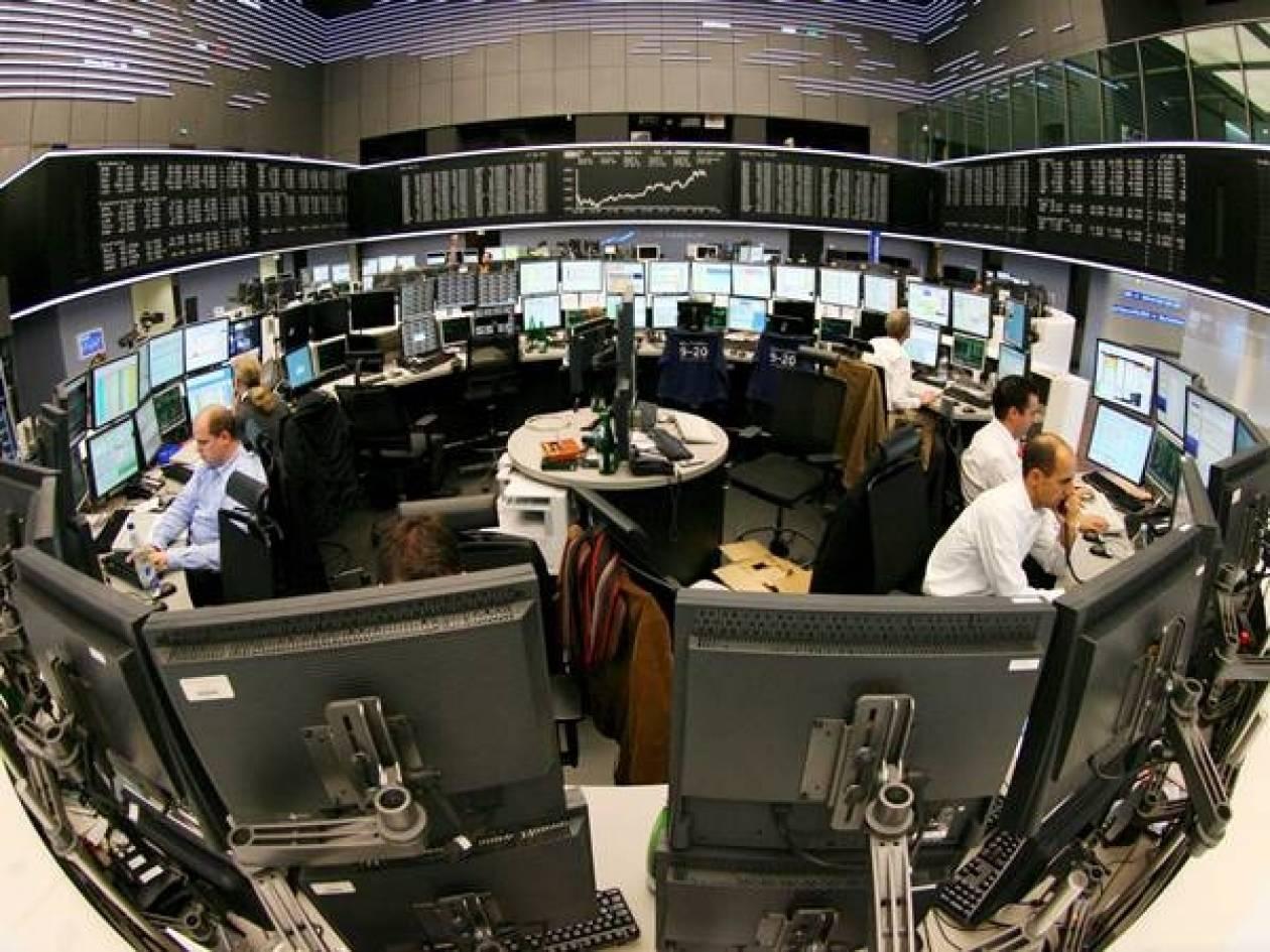 Ευρωπαϊκά Χρηματιστήρια:'Ανοιγμα με άνοδο