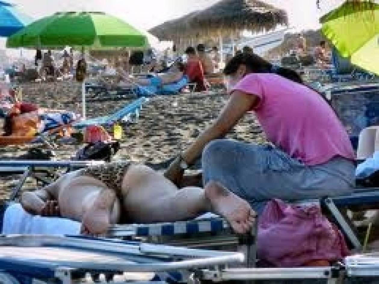 Σύλληψη κινέζας μασέρ σε παραλία του Ηρακλείου
