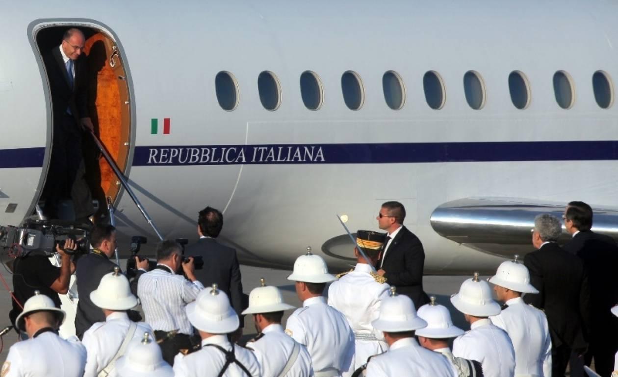 Ακύρωσε την επίσκεψή στην Ακρόπολη ο Ιταλός πρωθυπουργός