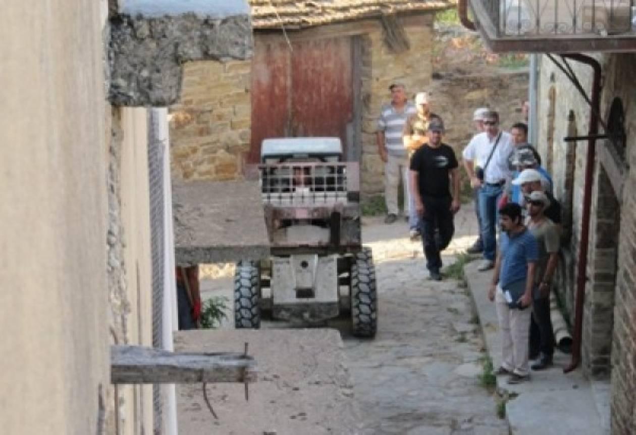 Μονή Εσφιγμένου: Πέταξαν αναμμένο στουπί - Ένας τραυματίας μοναχός