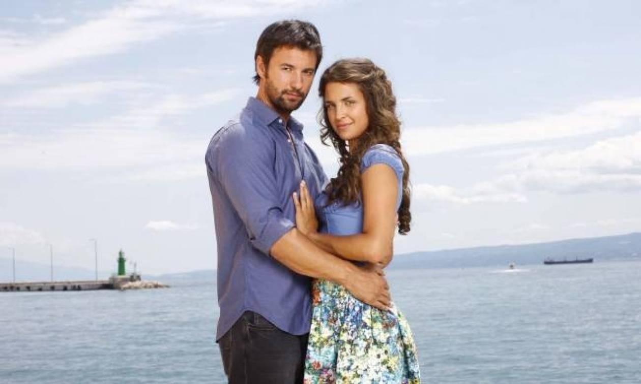 Ο Ant1 «έκοψε» την κροατική σειρά «Στα κύματα του έρωτα»