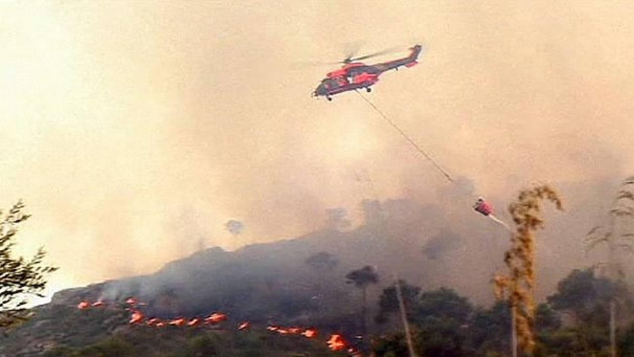 Μαγιόρκα: Περίπου 800 άνθρωποι απομακρύνθηκαν λόγω της πυρκαγιάς