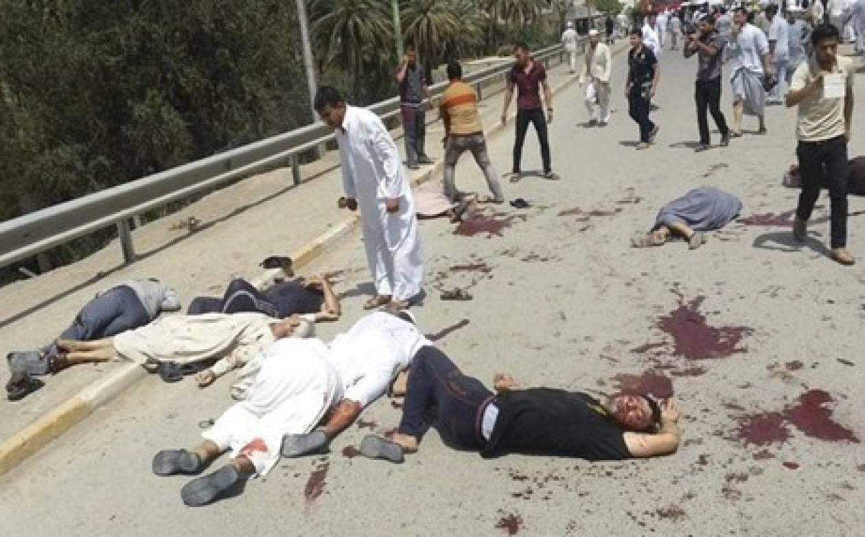 60 άμαχοι σιίτες νεκροί στο Ιράκ