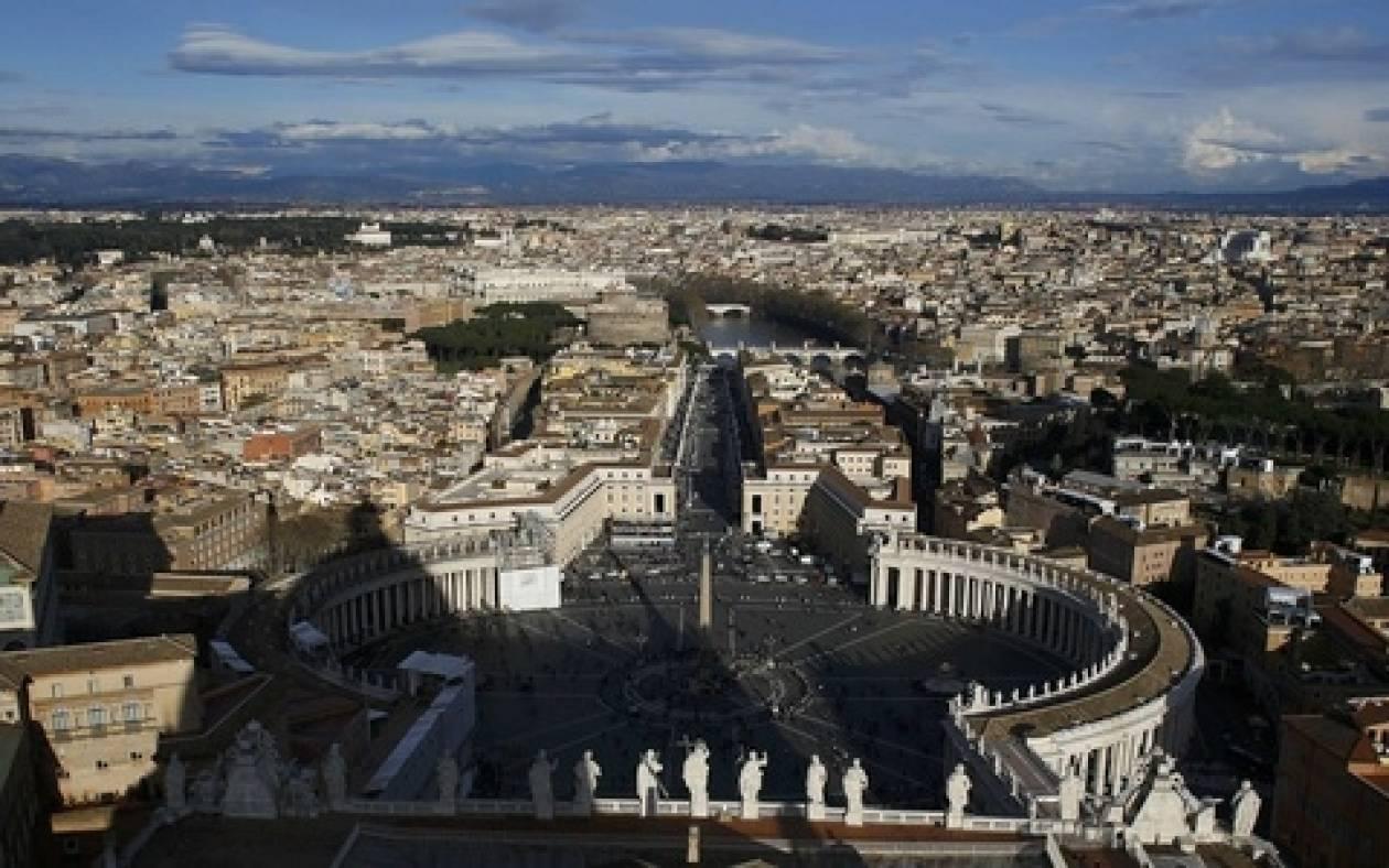 Βατικανό και Ιταλία συμμαχούν κατά του ξεπλύματος μαύρου χρήματος