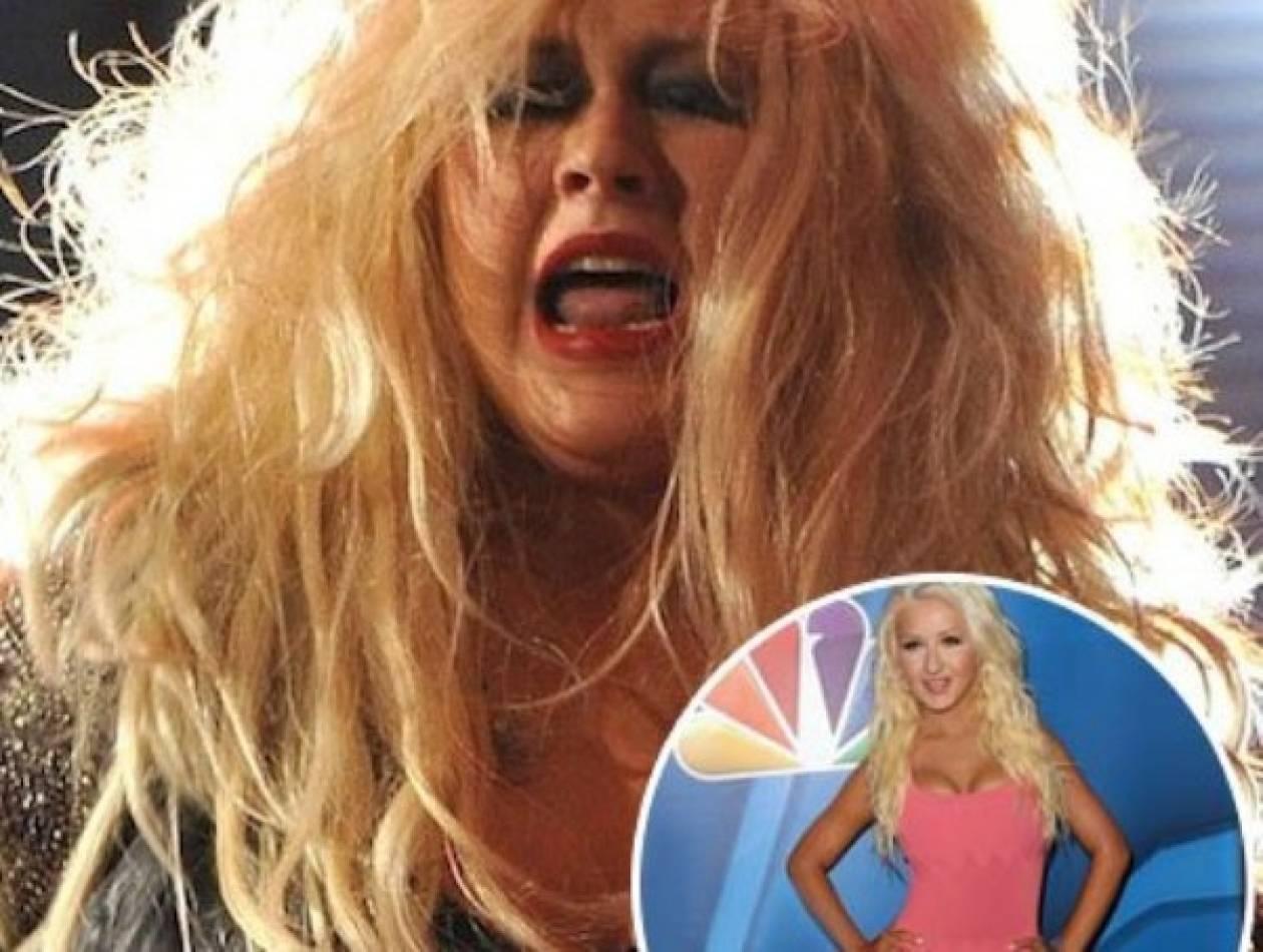 Η Aguilera αδυνάτισε και επέστρεψε στον παλιό καλό της εαυτό