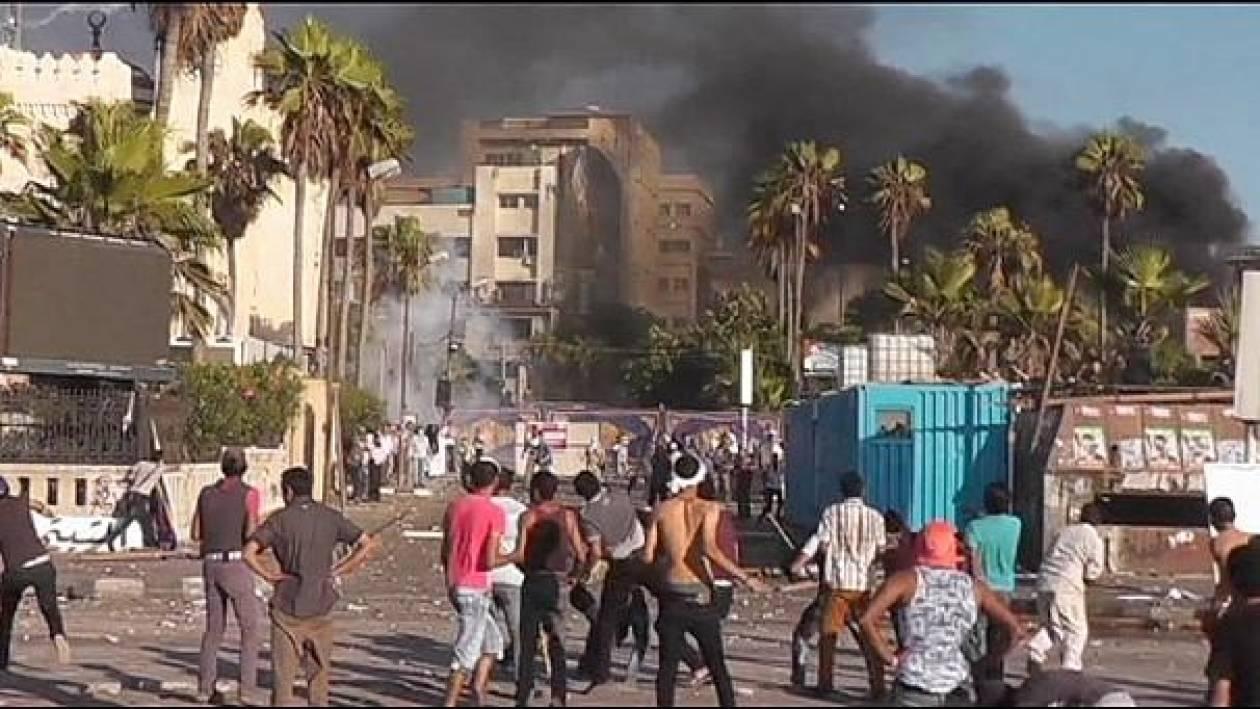 Η Ουάσινγκτον καταδικάζει την αιματοχυσία στην Αίγυπτο