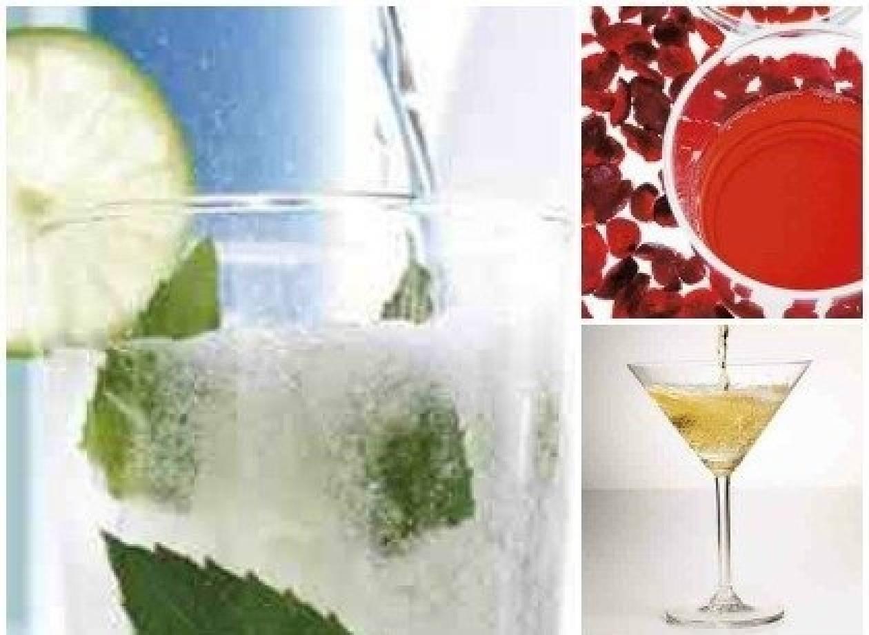 Καλοκαιρινά cocktail… διαίτης!