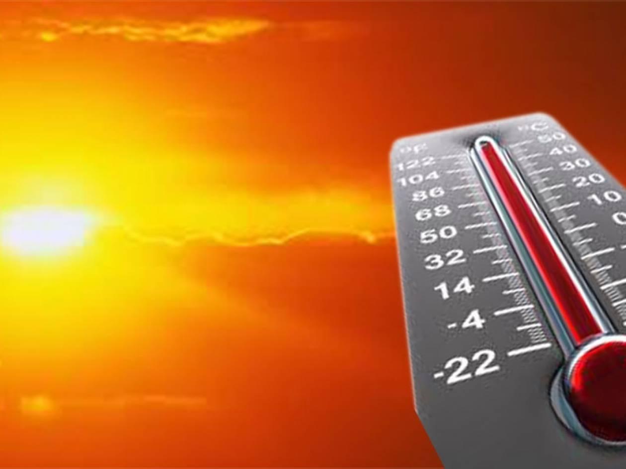 Σήμερα η θερμότερη μέρα του καύσωνα