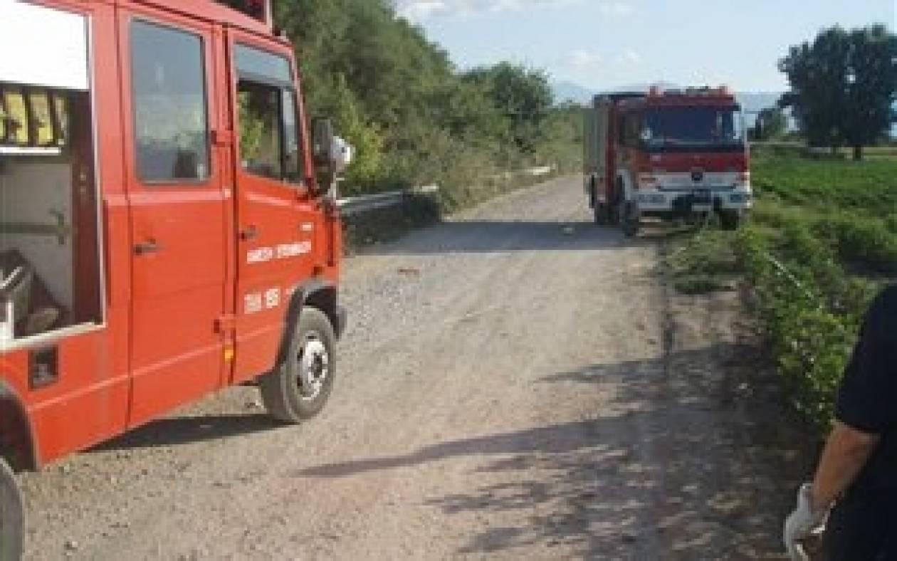 Υπό πλήρη έλεγχο η φωτιά στη Ρόδο - Κάηκαν 50.000 στρέμματα γης
