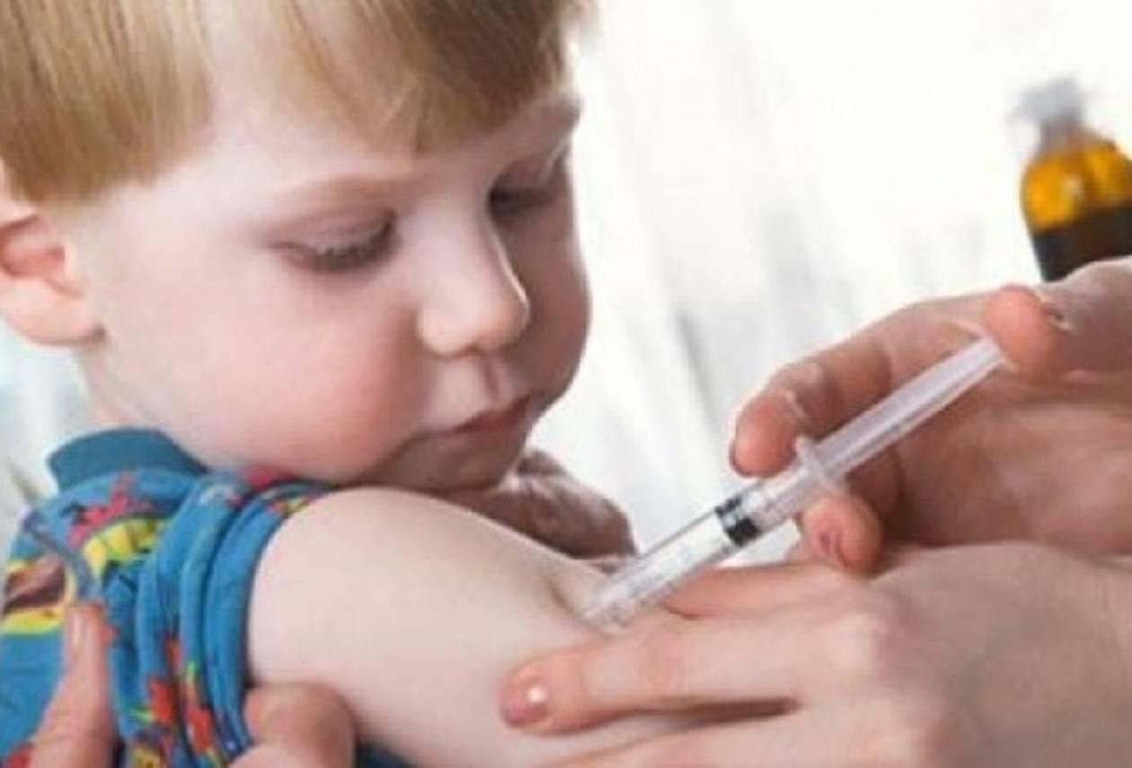 Εγκρίθηκε η προμήθεια εμβολίων για παιδιά ανασφάλιστων οικογενειών