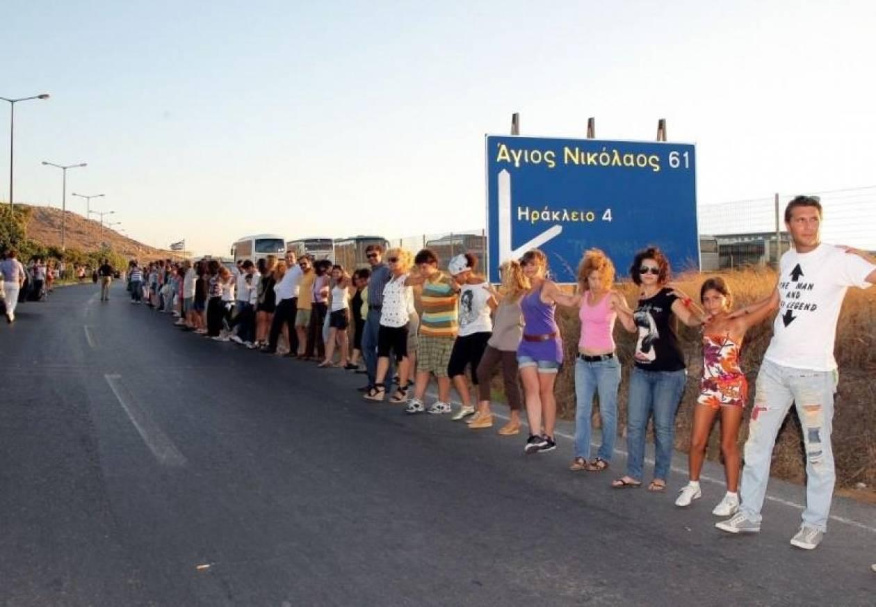 Η Κρήτη χορεύει Πεντοζάλι