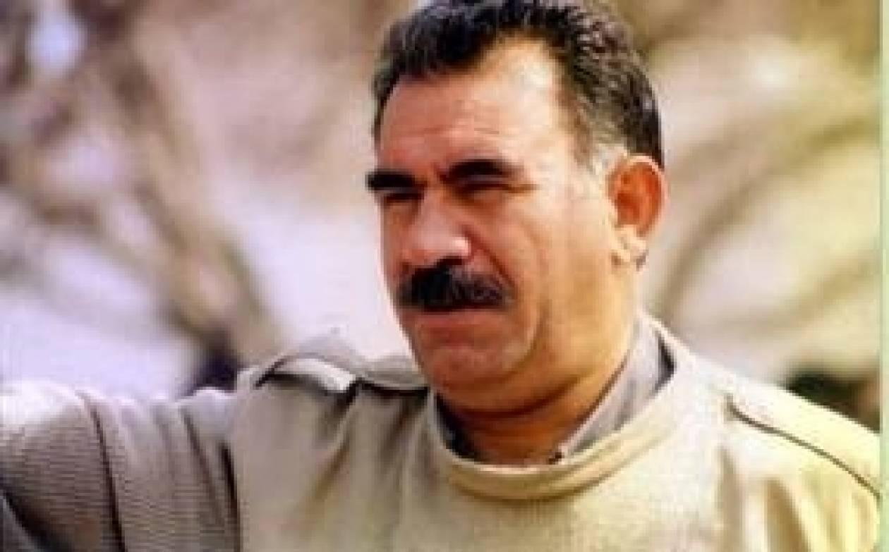 Η οικογένεια Οτσαλάν επισκέφθηκε τον ηγέτη του PKK στη φυλακή