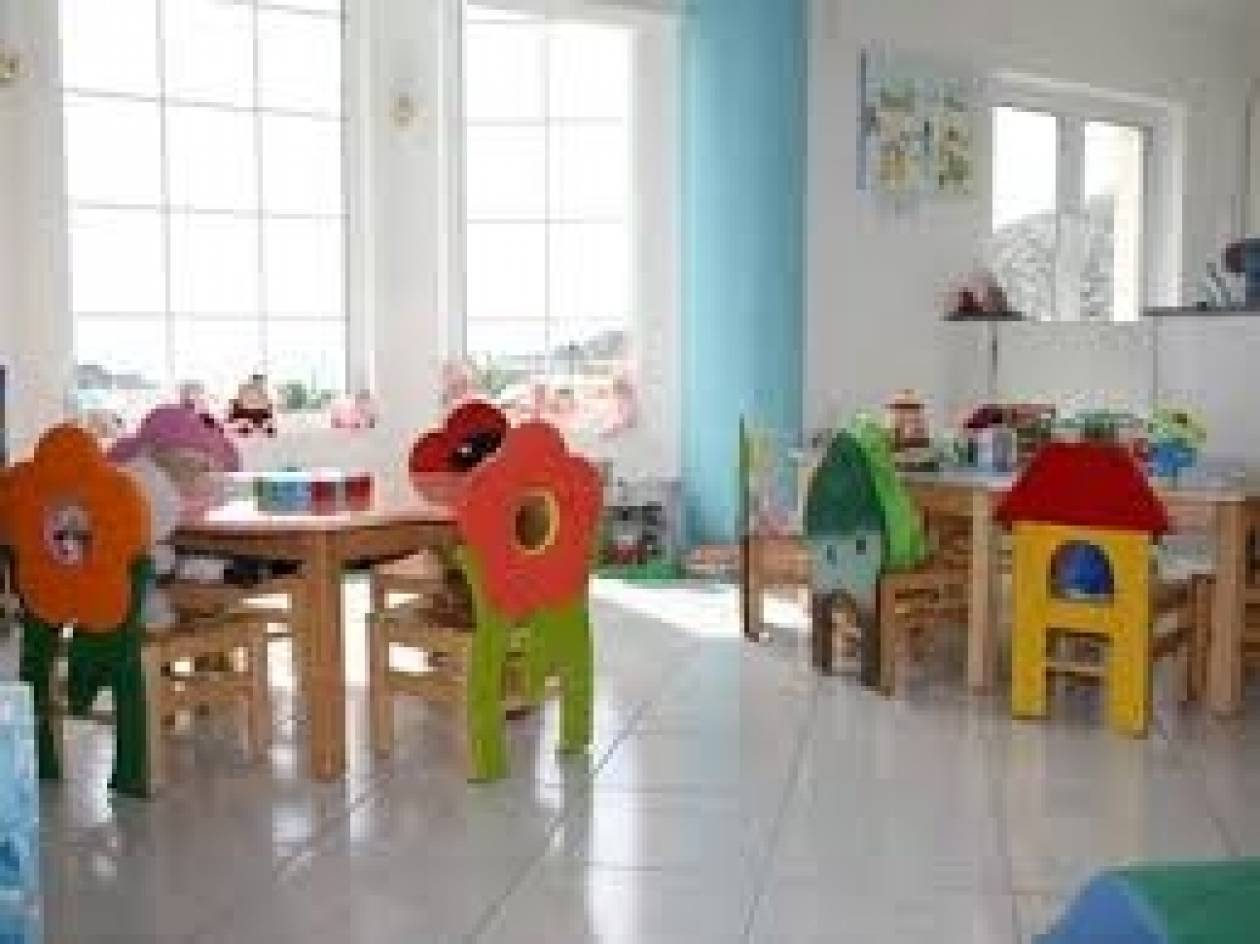 Δωρεάν φιλοξενία σε νήπια στους παιδικούς σταθμούς Κιάτου