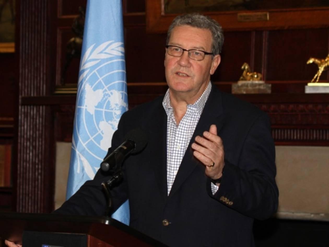 Κυπριακό: Επανάληψη των συνομιλιών ετοιμάζει ο ΟΗΕ