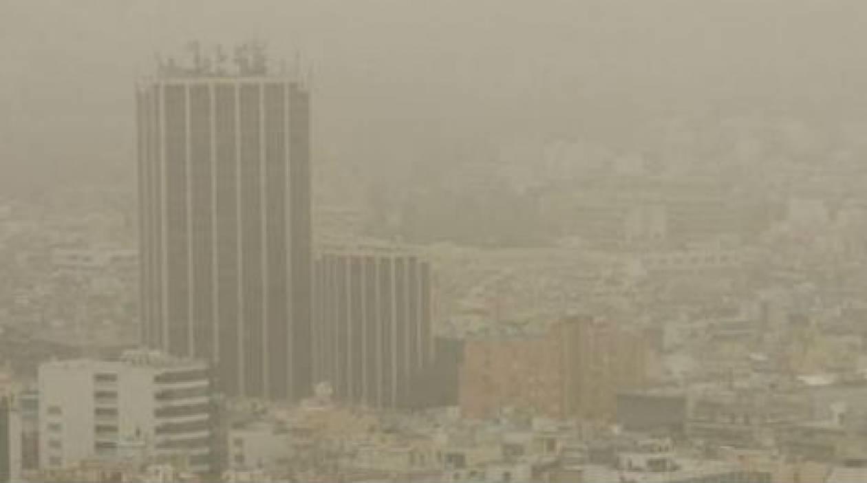 Οδηγίες προφύλαξης εξαιτίας των υπερβάσεων στις τιμές του όζοντος