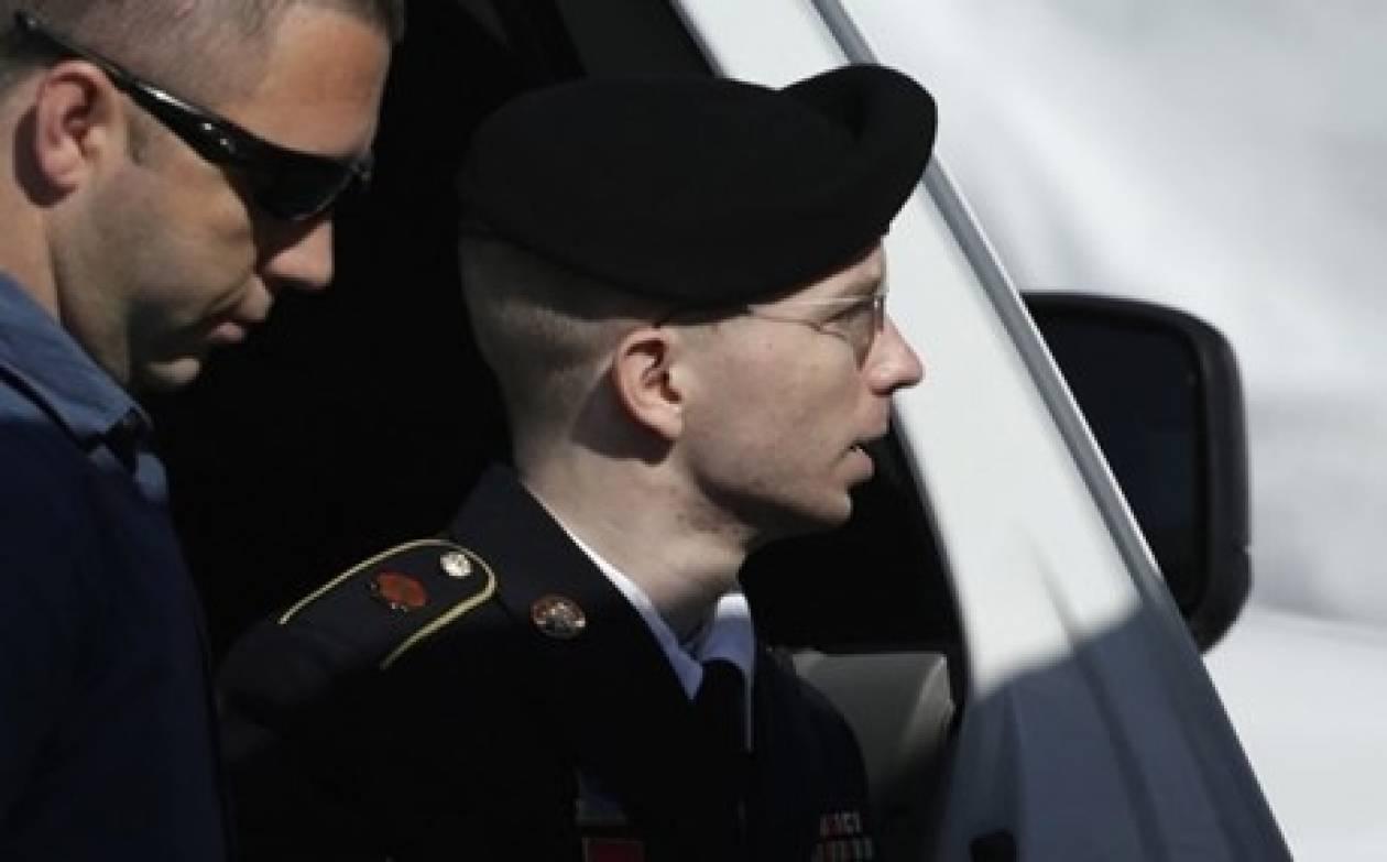 ΗΠΑ: Ένοχος κατασκοπείας αλλά όχι προδότης ο στρατιώτης Μάνινγκ