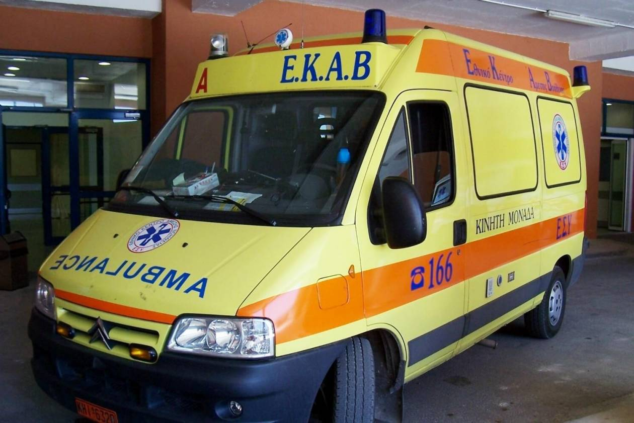 Τροχαίο με μία τραυματία στο λιμάνι της Σαμοθράκης