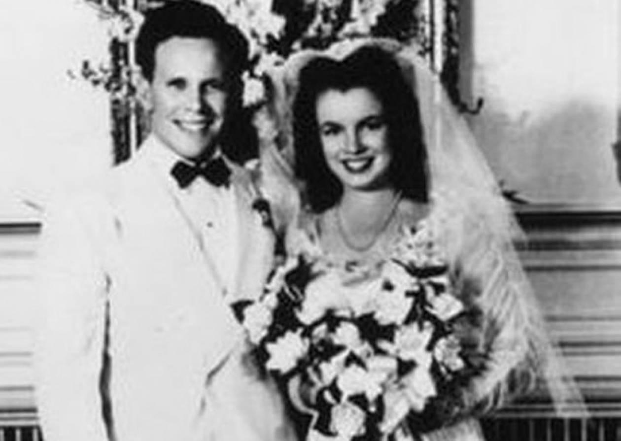 Ο πρώτος γάμος της Marilyn Monroe σε ηλικία 16 ετών