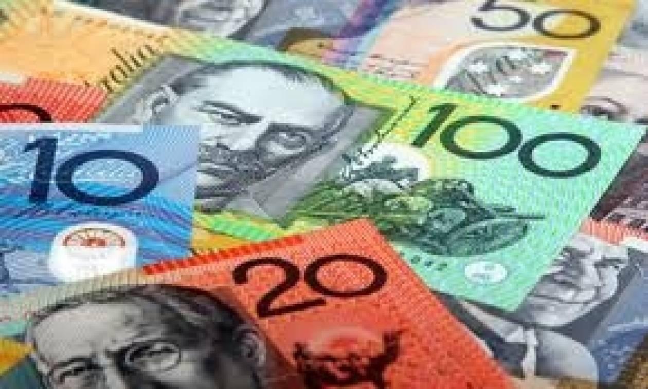Συνεχίζεται η πτώση της αξίας του αυστραλιανού δολαρίου