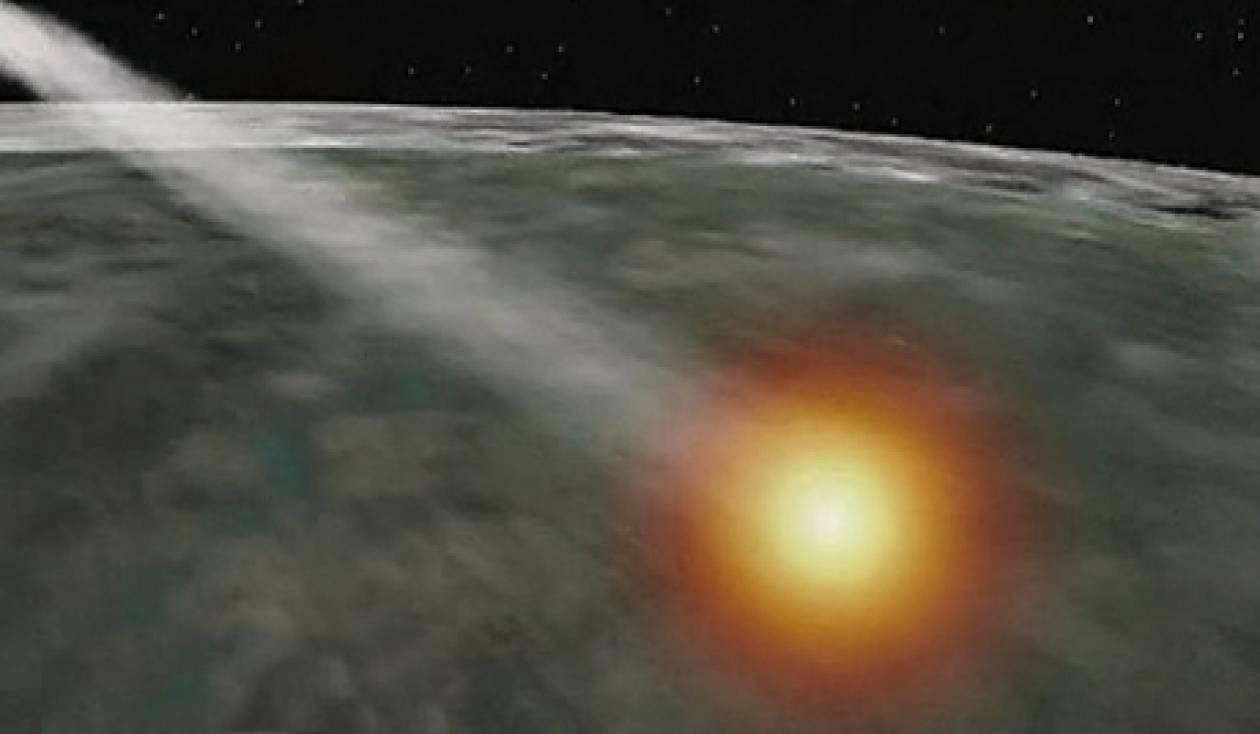 Τα συντρίμμια αμερικανικού διαστημικού πυραύλου έπεσαν στη Ζιμπάμπουε