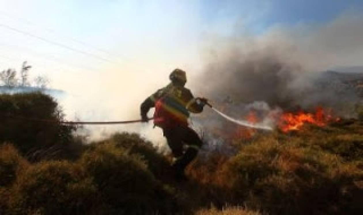 Στο κελί 60χρονος για πυρκαγιά στη Συκόπετρα Κύπρου