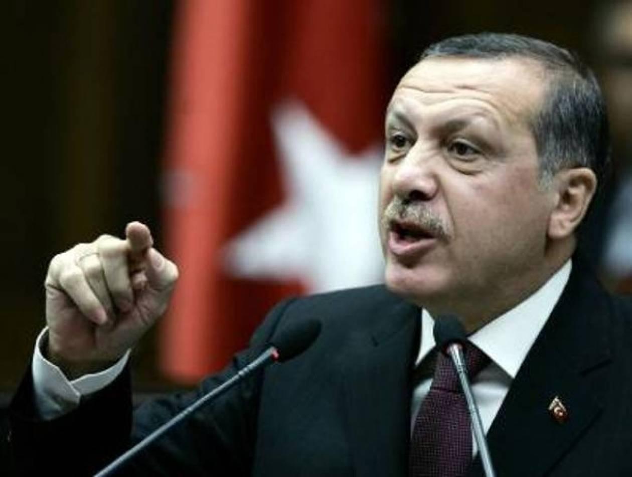 Ερντογάν:Δεν μπορούν να παραδεχθούν μερικοί ότι υπάρχει ισχυρή Τουρκία