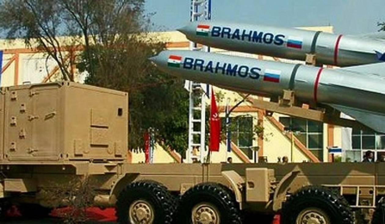 Οι ρωσο-ινδικοί πύραυλοι BrahMos έχουν ζήτηση στην αγορά