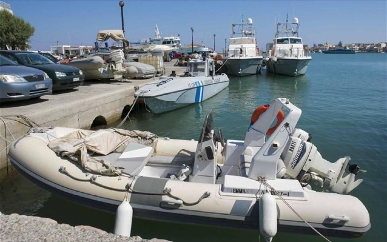 Η επίσημη ανακοίνωση της ΕΛ.ΑΣ. για το σκάφος με τα όπλα στη Χίο