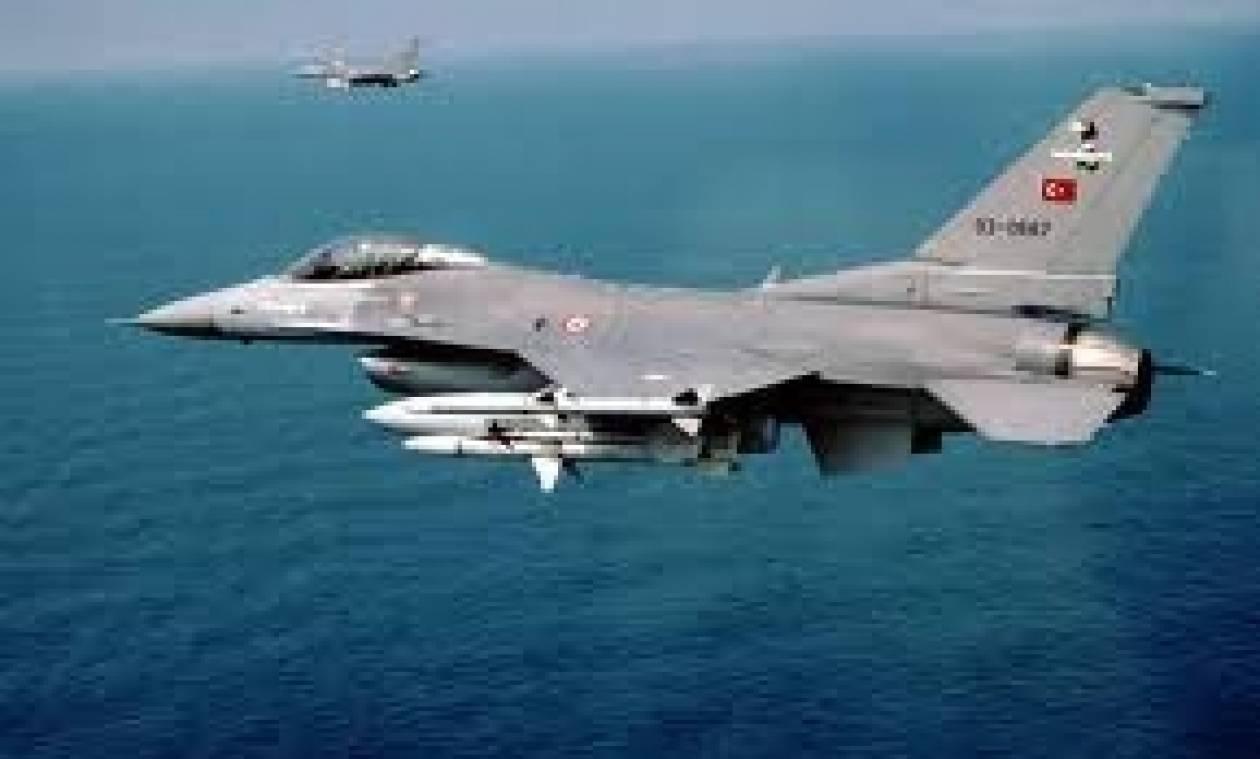 Τουρκική πρόκληση: Μαχητικά παραβίασαν τον ελληνικό εναέριο χώρο