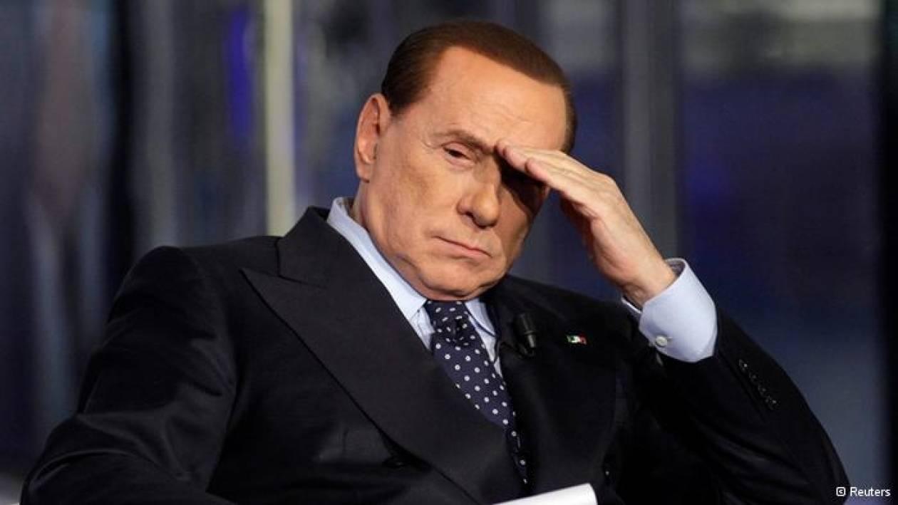 Ιταλία: Διακόπηκε η δίκη του Σίλβιο Μπερλουσκόνι
