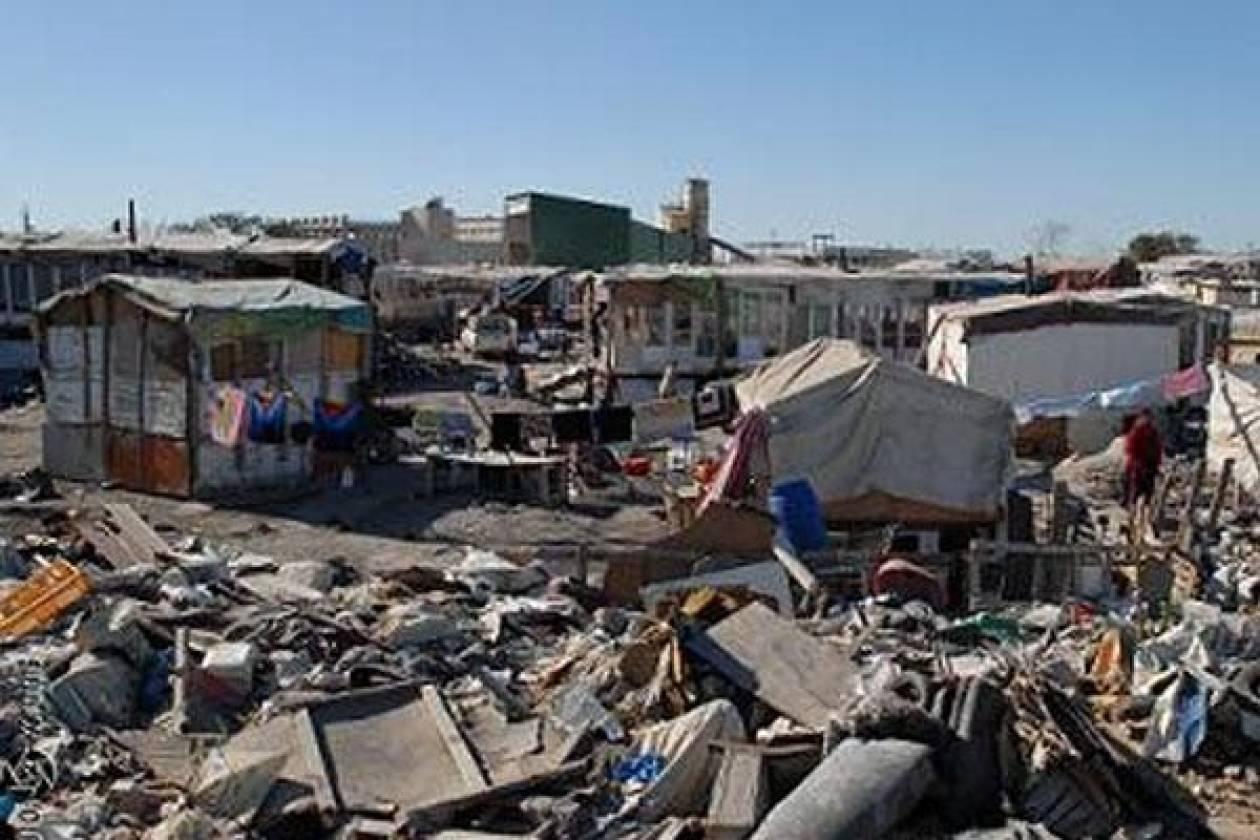 Συμπλοκή σε καταυλισμό Ρομά στην Ηλεία - Τρεις τραυματίες