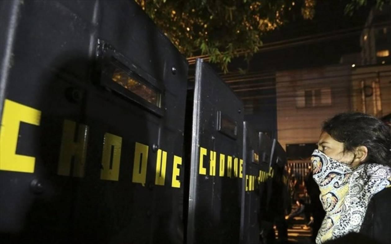 Βραζιλία: Σφοδρές συγκρούσεις διαδηλωτών και αστυνομίας στο Σάο Πάολο