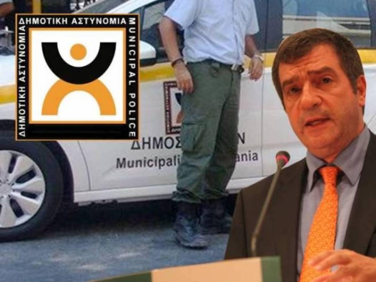 Κάλεσμα Καμίνη στους δημ. αστυνομικούς να εκτελούν τα καθήκοντα τους