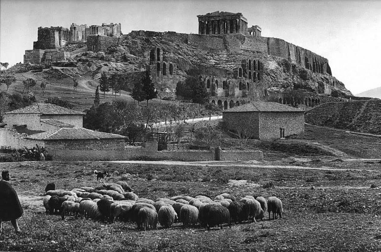 Δείτε πώς λέγονταν παλιά οι γειτονιές της Αθήνας