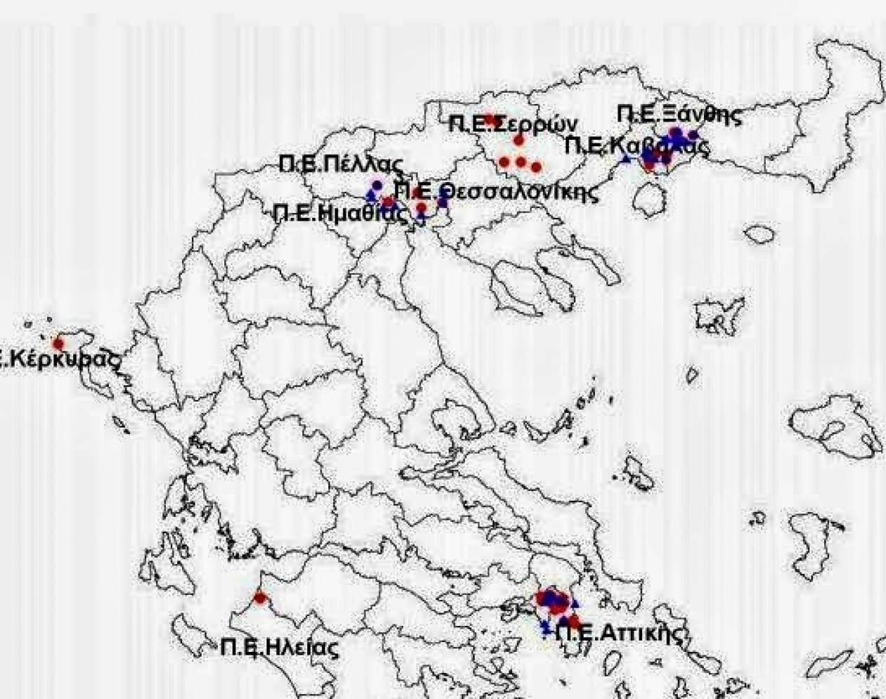 «Σαρώνει» ο ιός του Δυτικού Νείλου τη Βόρεια Ελλάδα