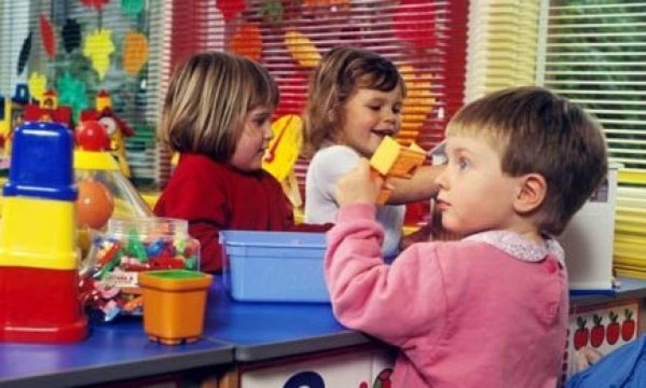 Αποτέλεσμα εικόνας για παιδιά σε νηπιαγωγείο
