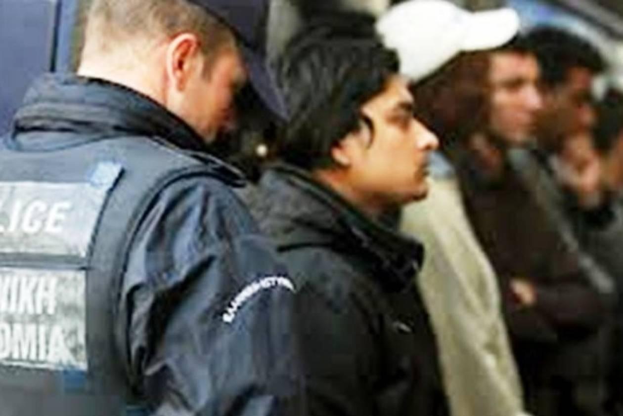 Σύλληψη 23 παράνομων μεταναστών στο Φαρμακονήσι