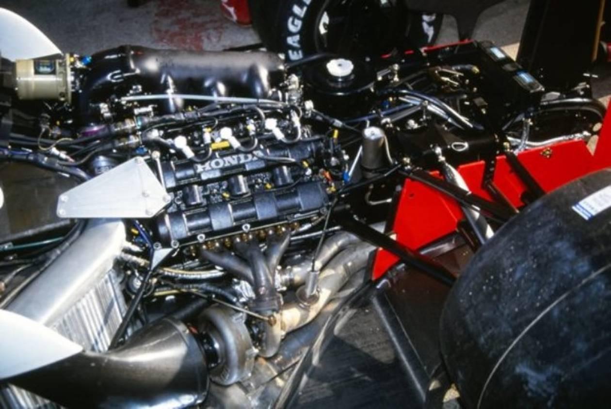 Αυτός είναι ο κινητήρας F1 της Honda (vid)