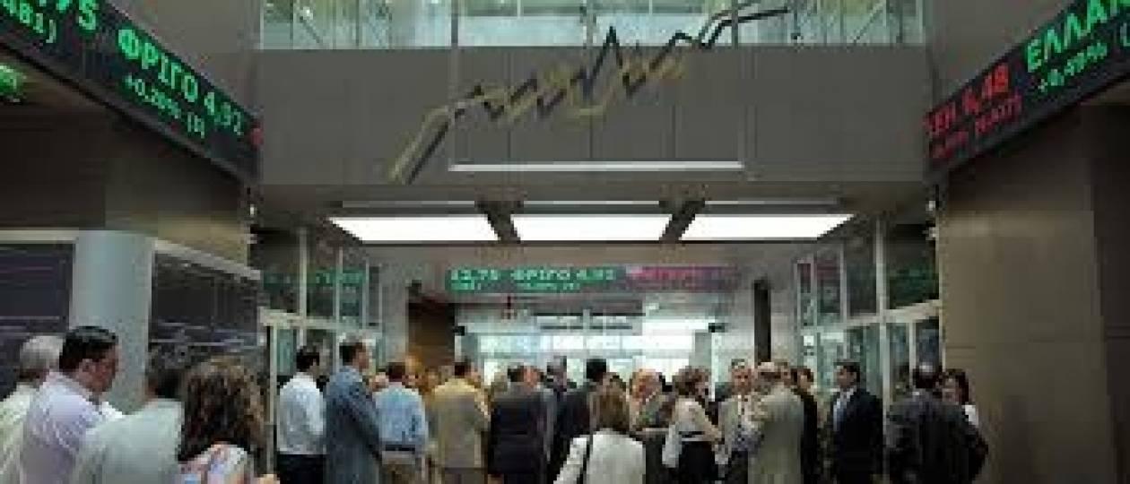 Χρηματιστήριο: Ράλι σε υψηλό 26 μηνών με οδηγό τις τράπεζες