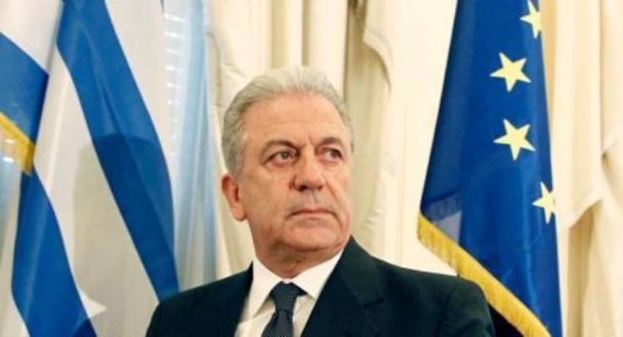 Ο Δ.Αβραμόπουλος θα εκπροσωπήσει την κυβέρνηση στην κηδεία του Μαρτένς