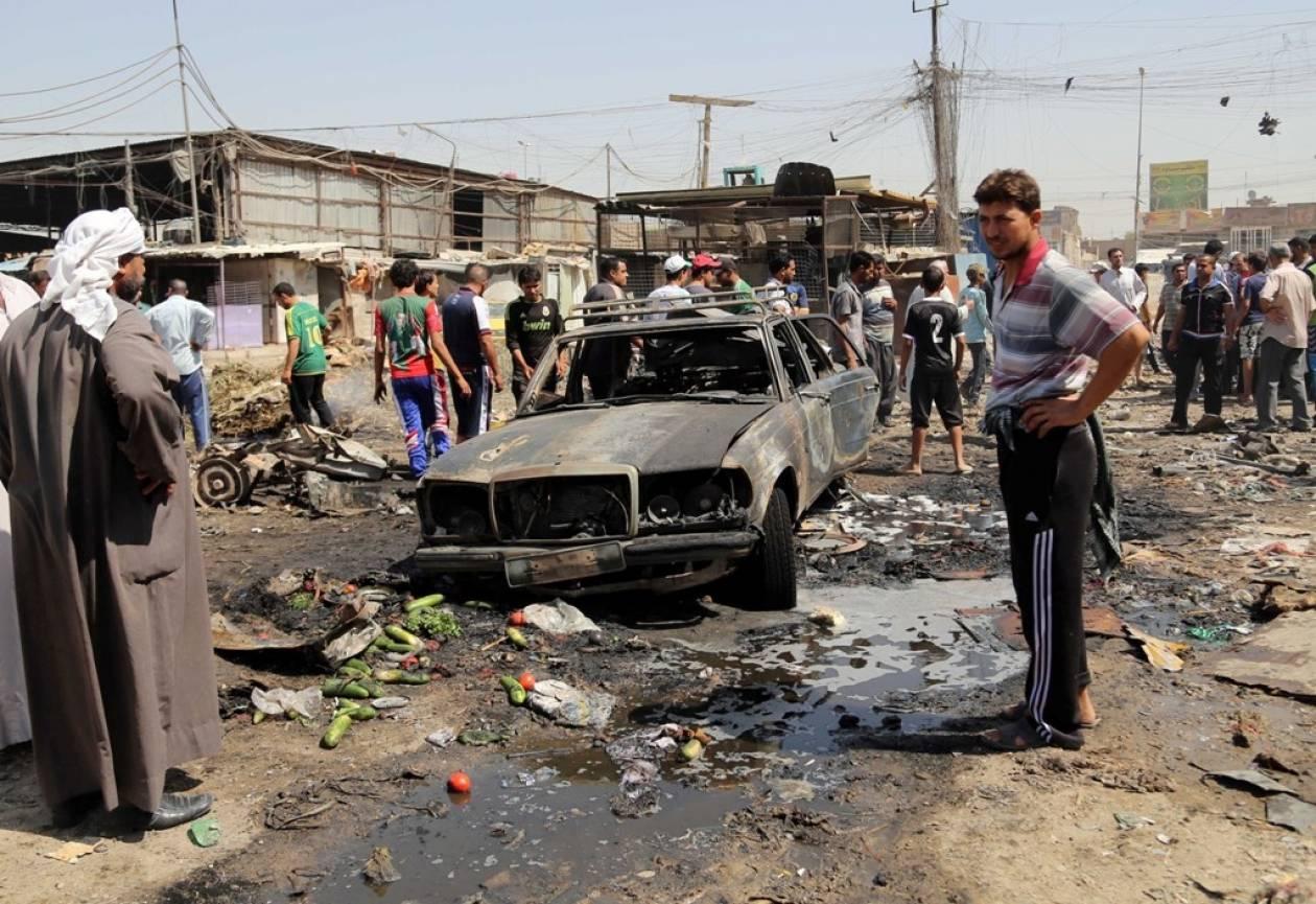 Τουλάχιστον 19 νεκροί σήμερα σε επεισόδια στο Ιράκ