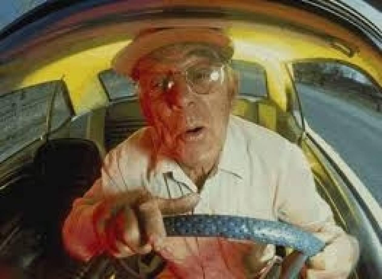 Παππού πάρτο αλλιώς: Μπήκε ανάποδα σε αυτοκινητόδρομο και...