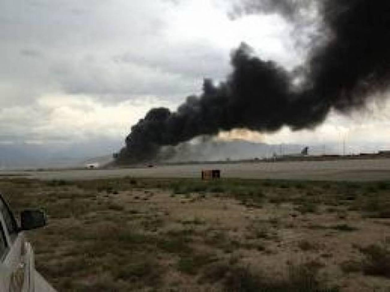 Έντεκα νεκροί από πτώση αεροσκάφους στο Βέλγιο