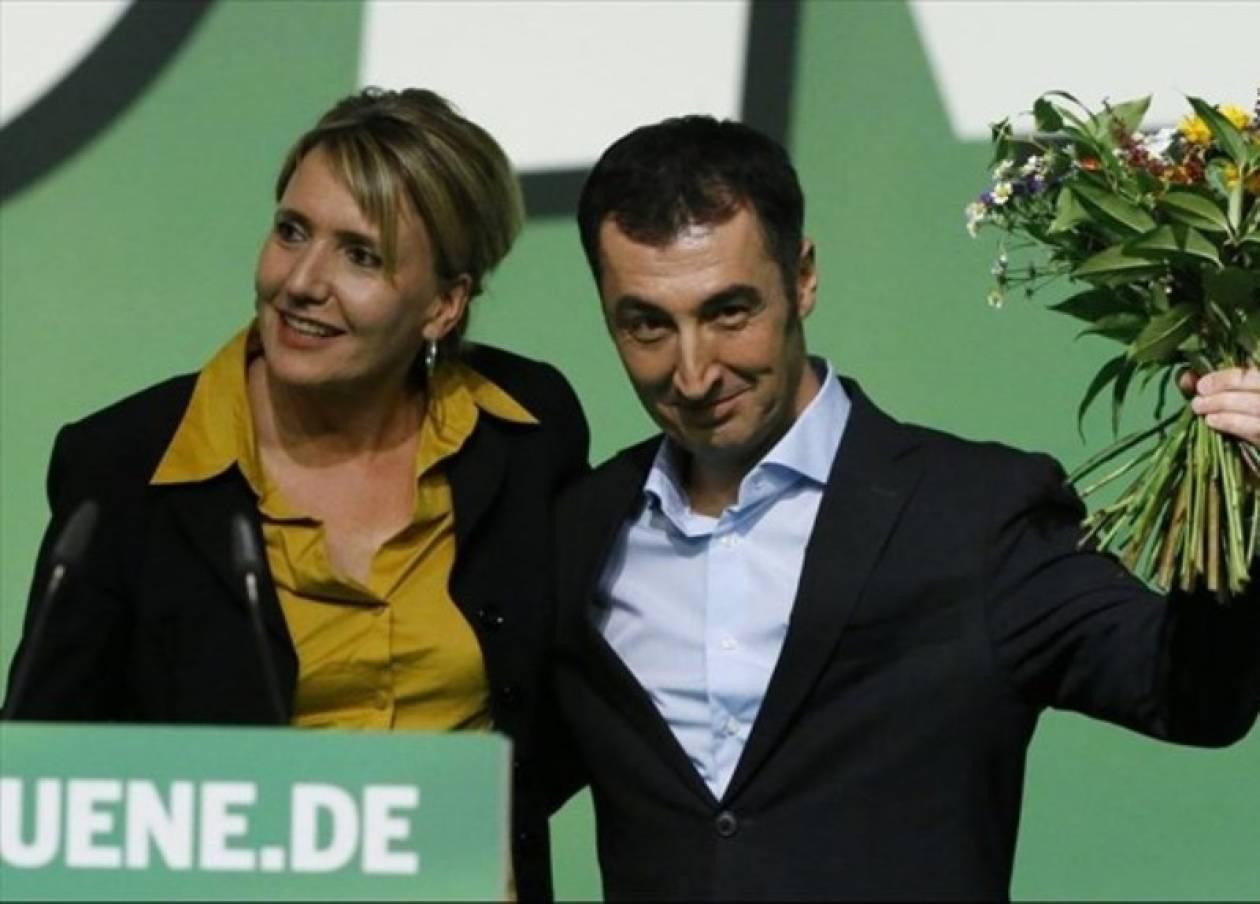 Γερμανία: Εξελέγησαν οι νέοι πρόεδροι των Πρασίνων