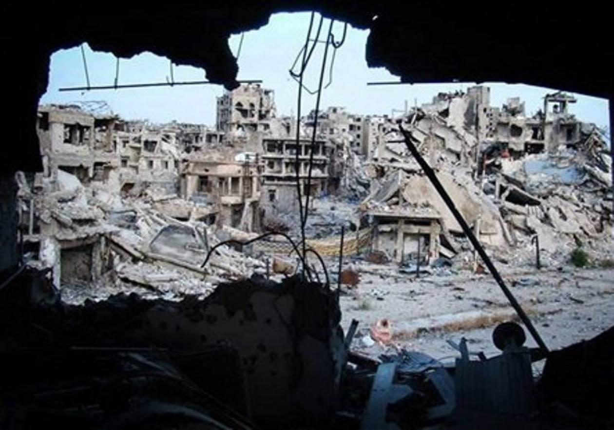 Επίθεση Σύρων ανταρτών σε φιλοκαθεστωτικό προάστιο της Δαμασκού