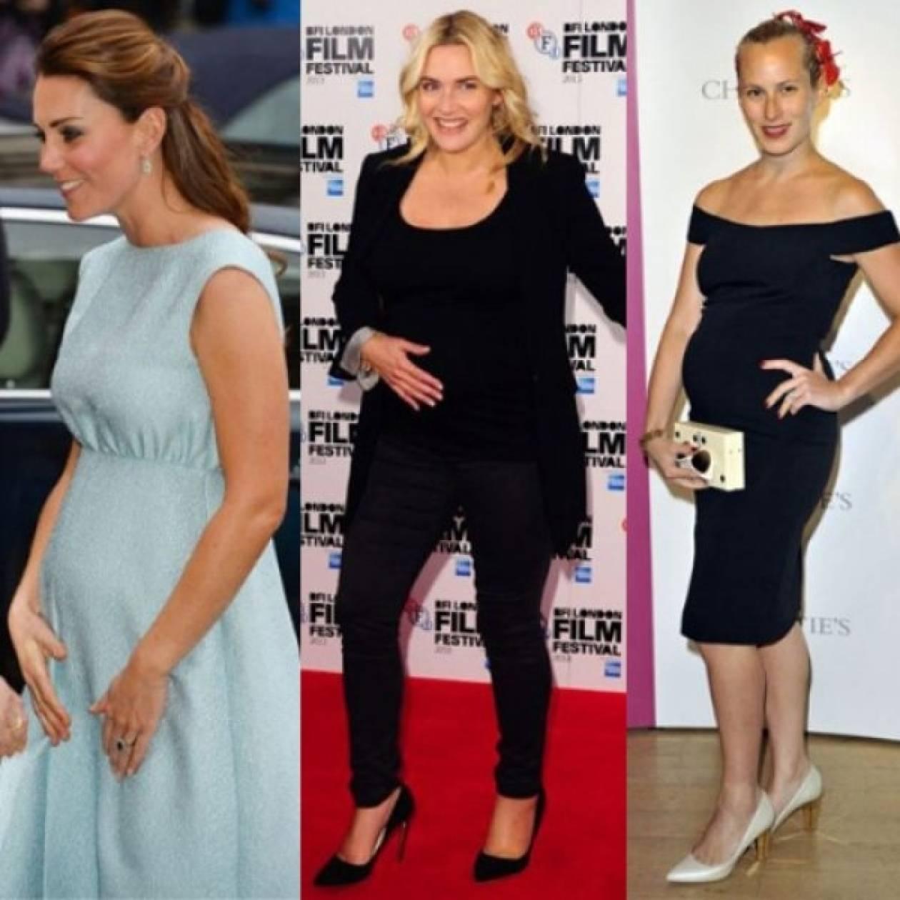Στυλάτες σε ενδιαφέρουσα: Οι πιο καλοντυμένες έγκυες της showbiz